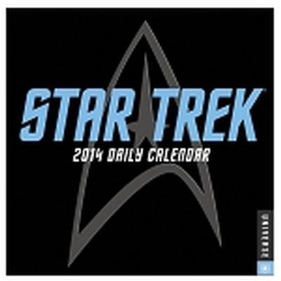 Click to get Star Trek 2014 Day to Day Calendar