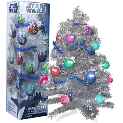 Click to get Star Wars Christmas Tree Set