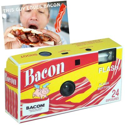 Click to get Bacon Magic Disposable Camera
