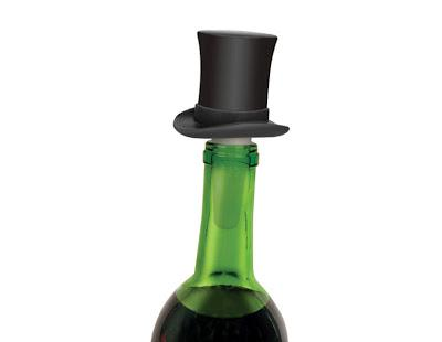 Click to get Top Hat Bottle Stopper