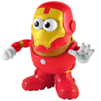 Click to get Iron Man Mr Potato Head