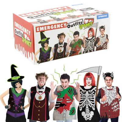 Click to get Emergency Spooky Outfits