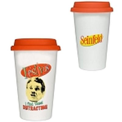 Click to get Festivus Ceramic Travel Mug