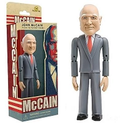 Click to get John McCain Action Figure