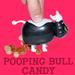 Pooping Bull Candy Dispenser