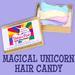 Unicorn Hair Treasure Candy