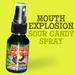 Mouth Explosion Sour Candy Spray